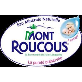 Eau minérale naturelle Mont Roucous